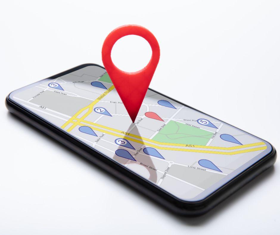Phone GPS Pin